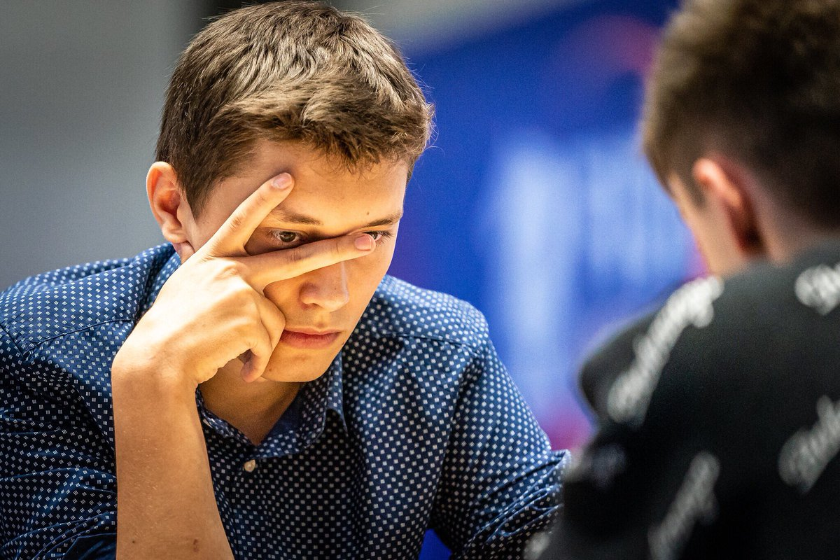 test Twitter Media - Second draw for Dubov and Esipenko. Their battle will continue in the next stage of the Round 4 tiebreaks! #FIDEWorldCup https://t.co/EfJ4mM52sd