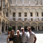 Image for the Tweet beginning: Oggi siamo stati a Palermo