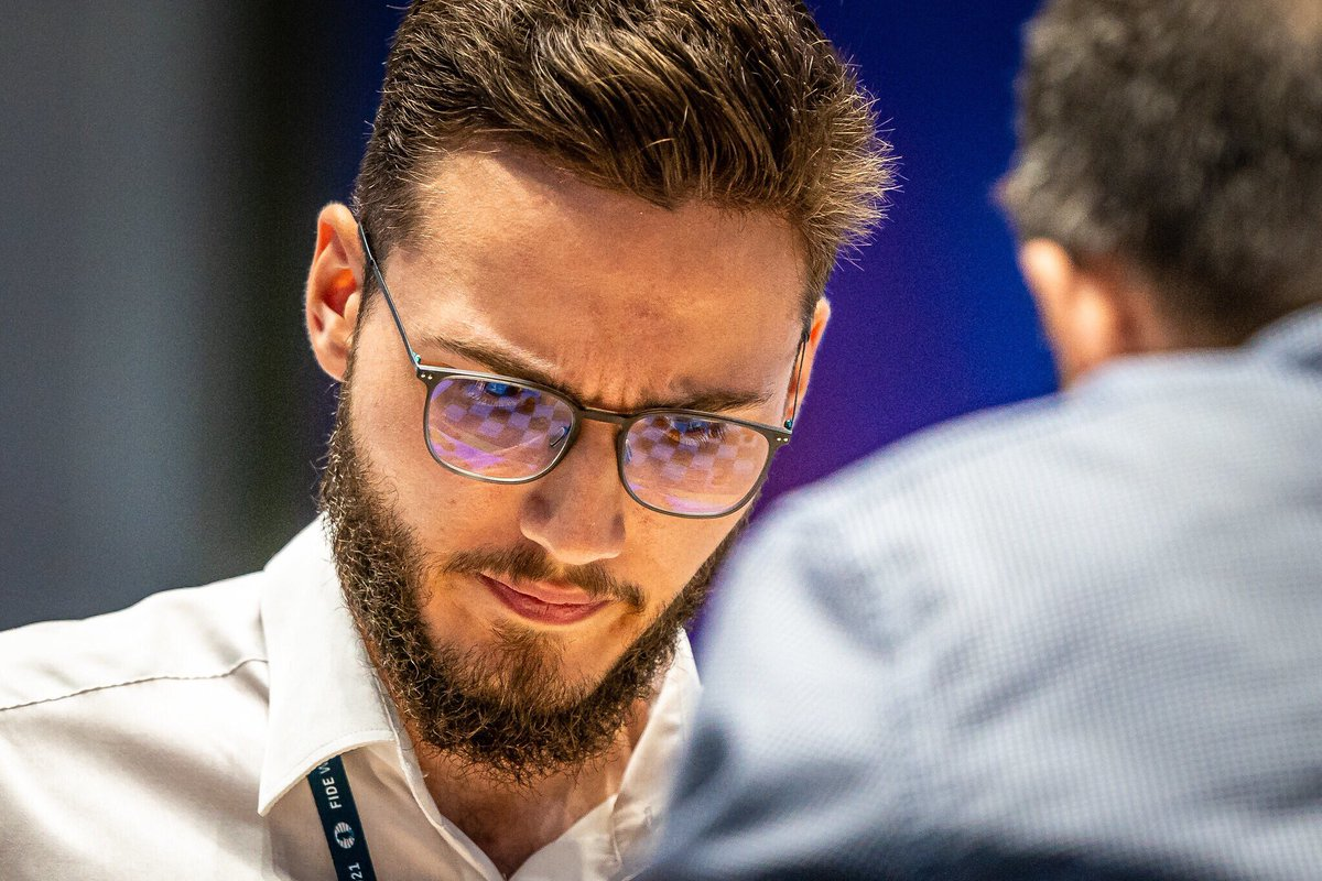 test Twitter Media - With a 2-0 score, Velimir Ivic won his tiebreaks against Dmitry Andreikin and progressed to Round 5 of the #FIDEWorldCup.   📷: @IM_Rosen https://t.co/dg8VCWpzwk