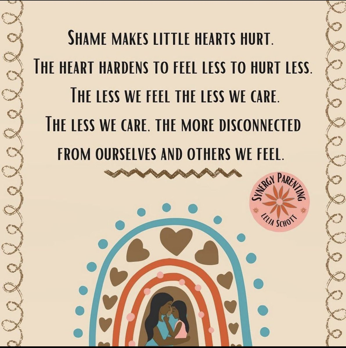 I read this through the lens of intergenerational trauma and found it quite powerful.  Let's heal and help others heal. #bewell https://t.co/jgLhG0cBX1