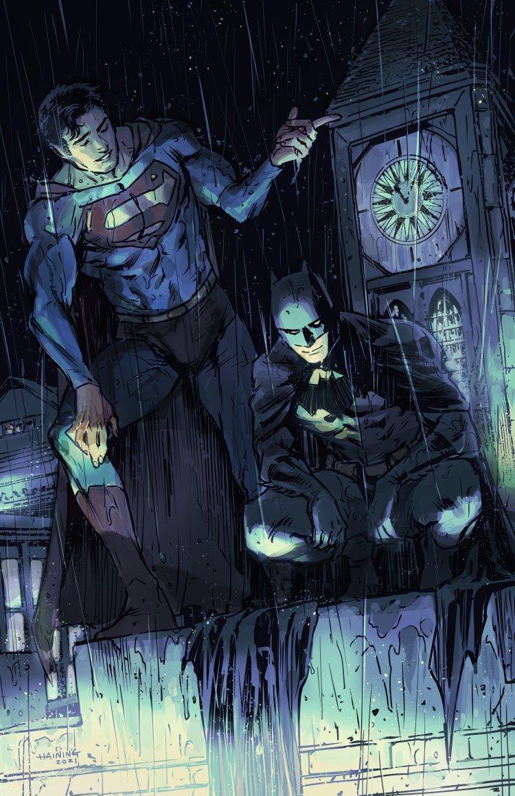 @hainingart's photo on Superman