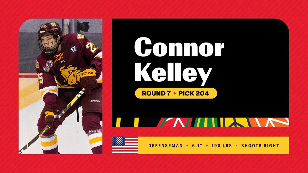 @NHLBlackhawks's photo on Connor