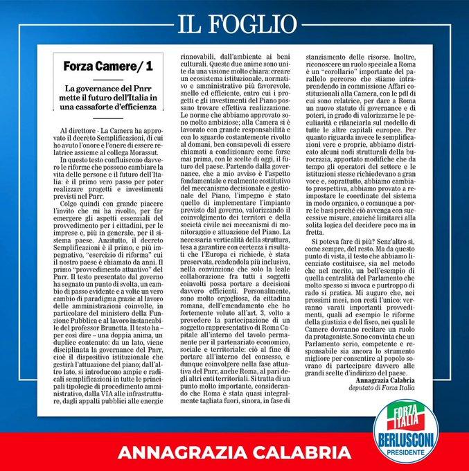 Immagine tratta dal post di Annagrazia Calabria