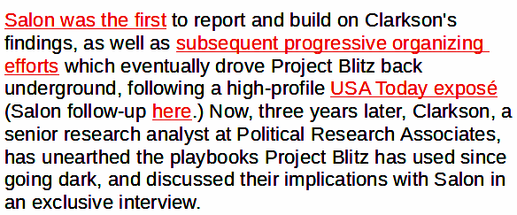 .@Salon played a key role in spreading awareness of Project Blitz & subsequent fight to respond to it: 3/9 https://t.co/3yMUncYDfn