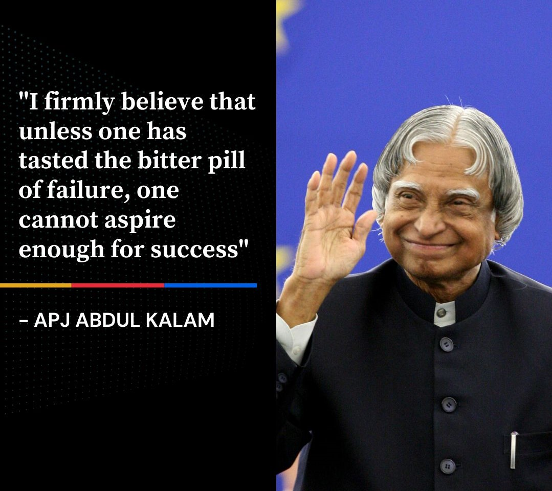 """On July 25, 2002, Dr. Kalam took over as India's 11th President of India. At the swearing-in ceremony in the Central Hall of Parliament, he promised to """"work for bringing about the unity of minds among the divergent traditions of our country"""". #kalam #RememberKalam #apjabdulakalm https://t.co/EAs0BtSzF3"""