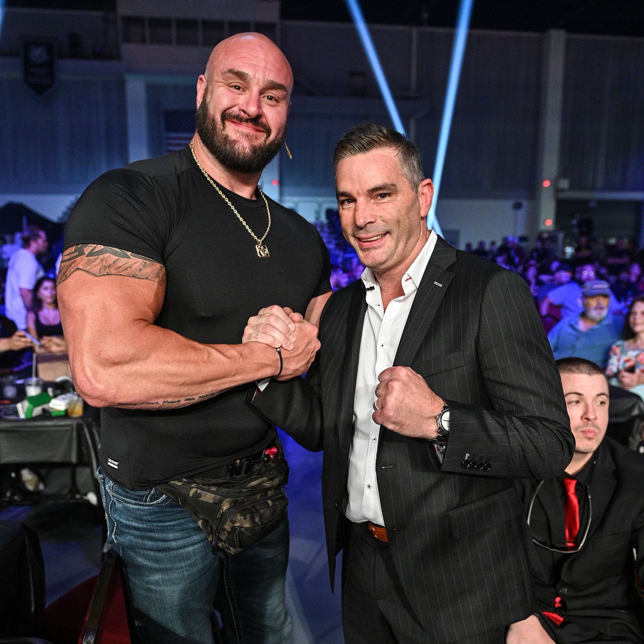 WWE Reportedly Interested In Bringing Back Braun Strowman 29