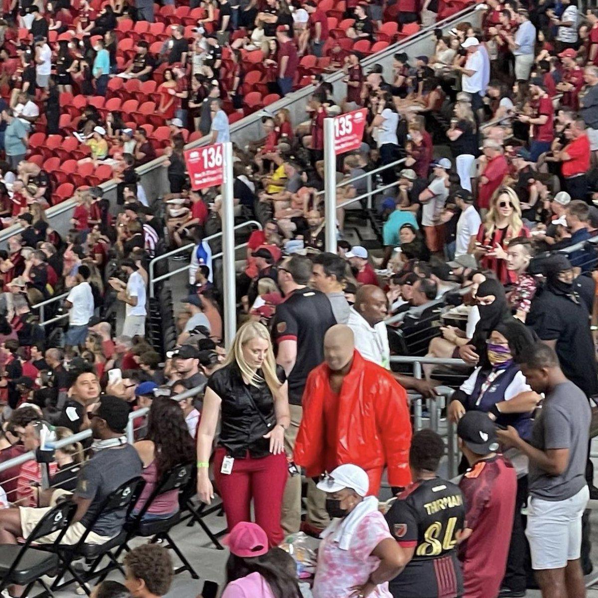 @saint's photo on Atlanta United