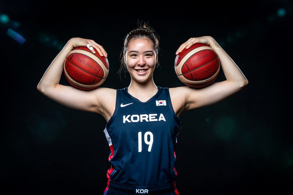 🇰🇷JISU!! 🇰🇷  📸 @FIBA   #ALLIN #Basketball #KBA https://t.co/kWWpLCwa1V