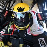Image for the Tweet beginning: FOCUSED: @troycoughlinjr will start raceday