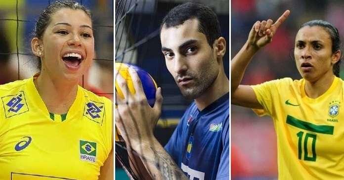 16 atletas gay, lésbicas e bissexuais assumidos do Brasil estão competindo na Olimpíada de Tóquio: https://t.co/GGiqRIYlJP #Olimpiadas #OlimpiadasDeToquio https://t.co/NVi9Q3HqRc