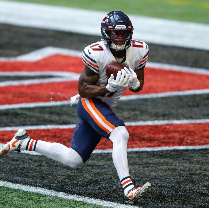 The #Bears are trading WR Anthony Miller to the #Texans, per @MikeGarafolo & @RapSheet   Miller: 58.5 PFF Grade in 2020 https://t.co/39h9mSDUlT
