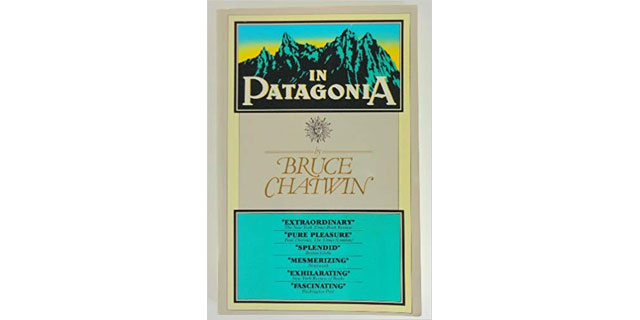 #Books to cut the #road: In Patagonia by Bruce Chatwin   https://t.co/lJnnFeC9Fs   #amazon #amazondeals #deals #travel #goodbook #reading #story #book #readbooks #favoritebooks #motivation #inspiration https://t.co/dGAjFfJ6MO