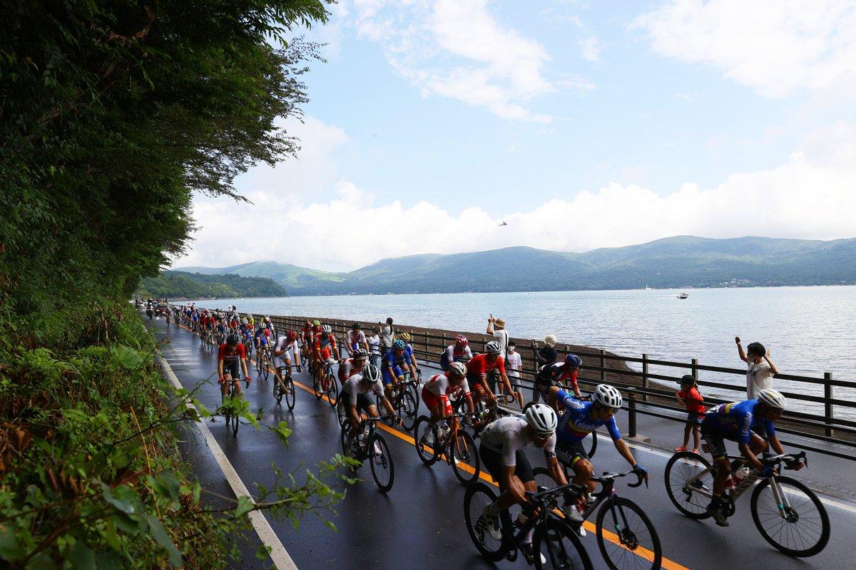 RT @gorin: #自転車ロード 日本らしい美しいコース🇯🇵✨  @Tokyo2020jp #オリンピック #Tokyo2020 https://t.co/Z2Q1GdGM9l