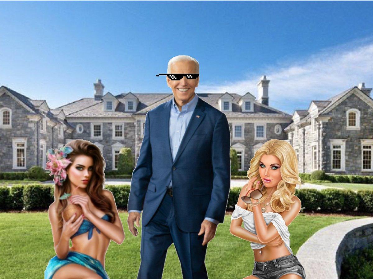 New Joe Biden edits until I met the Joe Biden in person day 6. Joe Biden be ballin with some chicks today #JoeBiden #Biden #America #BidenBorderCrisis #Bidenflation https://t.co/volBAUxMQo
