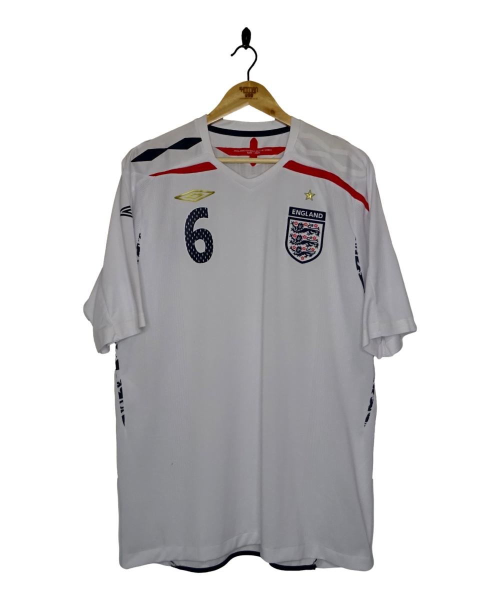 Checkout this 2007-09 England Home Shirt Terry (XL)!  Buy Now or Make An Offer at https://t.co/vdcZFZFxEl   Free UK P&P!   Tracked Worldwide Shipping!  #2007-09 #England #Euro2020 #Terry #ThreeLions #Umbro #TheKitman https://t.co/tZf1uNohoT