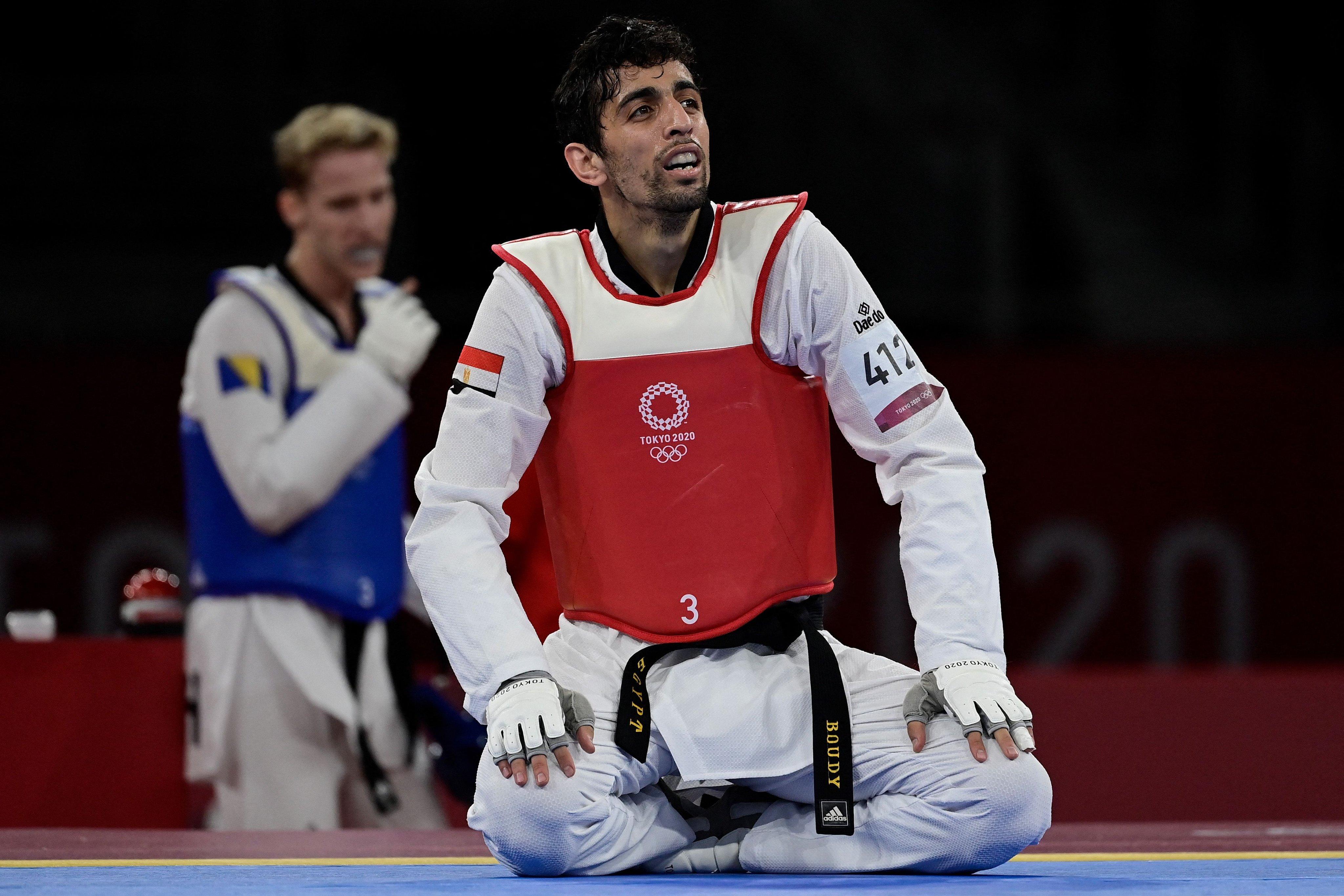 أولمبياد طوكيو - عبدالرحمن وائل