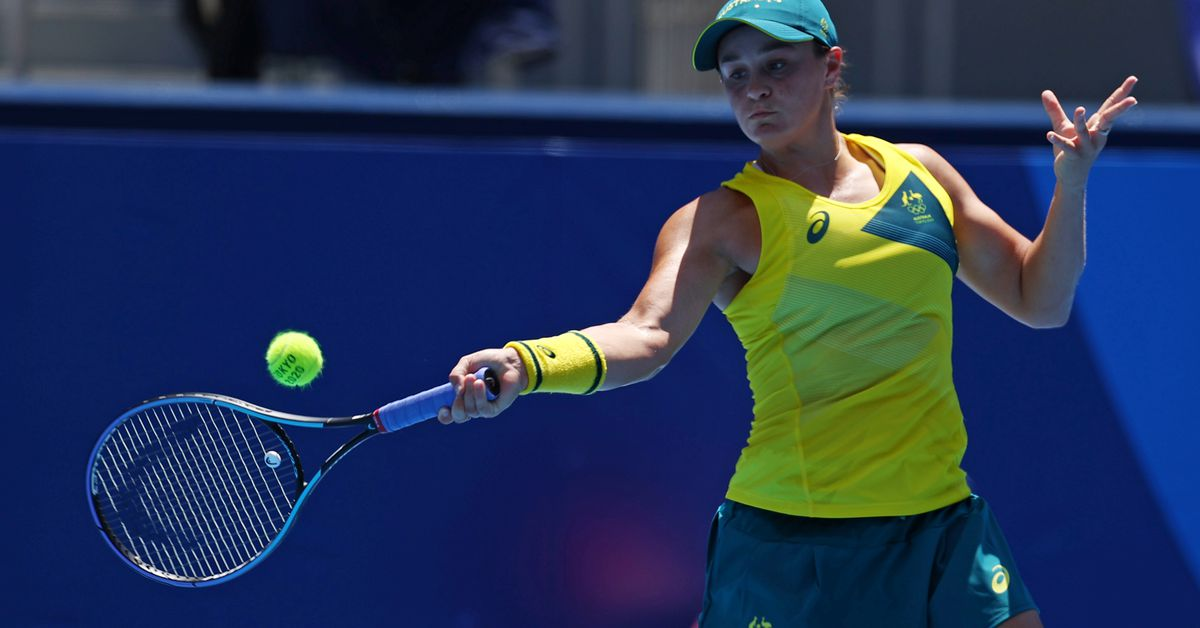 Tennis-Australian Barty booted in 'erratic' first round https://t.co/2g7FVj8Wme https://t.co/Qm28CEN5Sy