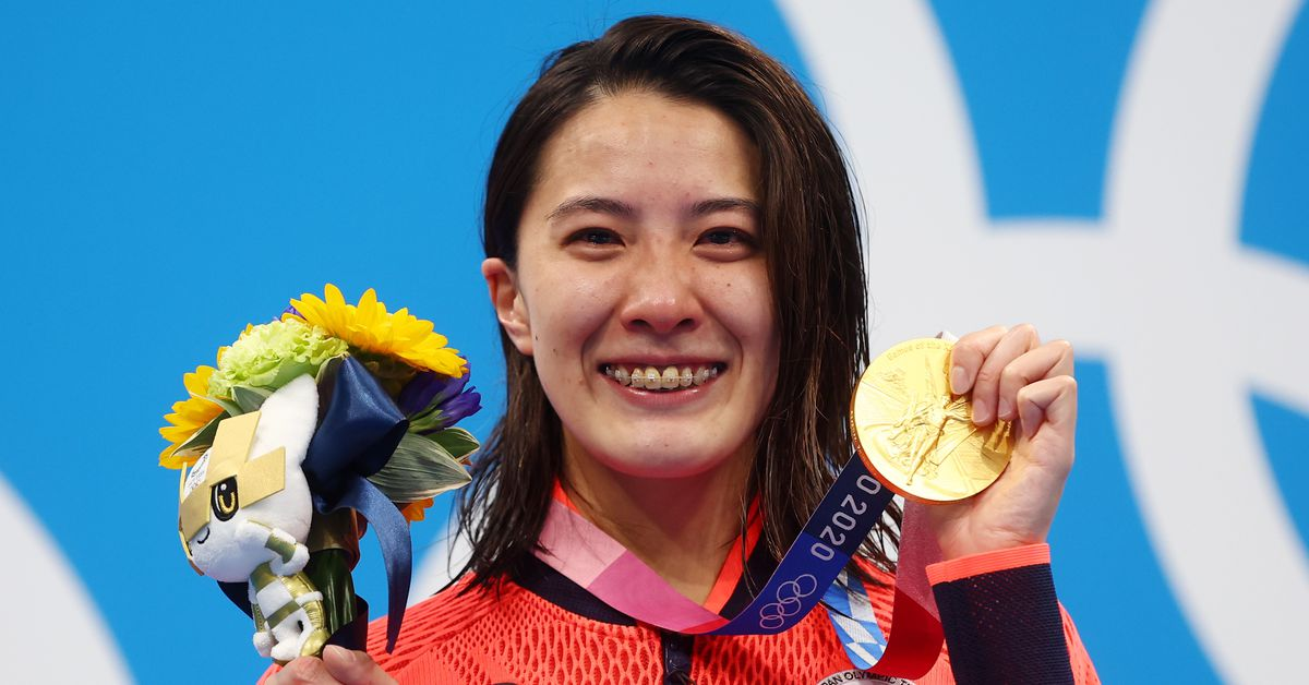 Swimming-Japan's Ohashi ends winning streak of Hungary's 'Iron Lady' with medley gold https://t.co/zr04YvZmQk https://t.co/anZVGOnox1