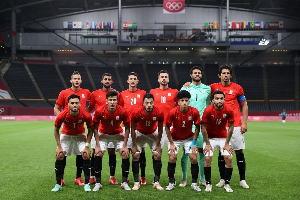 المنتخب المصري - أولمبياد طوكيو