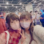 Image for the Tweet beginning: ACGHK到着!!!!