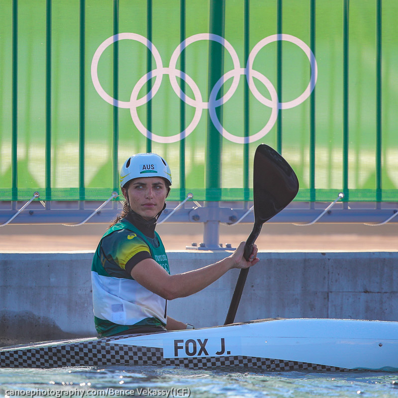 EYES ON THE PRIZE 🤩 What a start to the #TokyoOlympics for @jessfox94 and @dan__watkins! Dan through to tomorrow's MC1 semi finals, and Jess qualifying fastest for Tuesday's WK1 semis.  #TokyoTogether @ausolympicteam https://t.co/lLs3ZD1Jkc