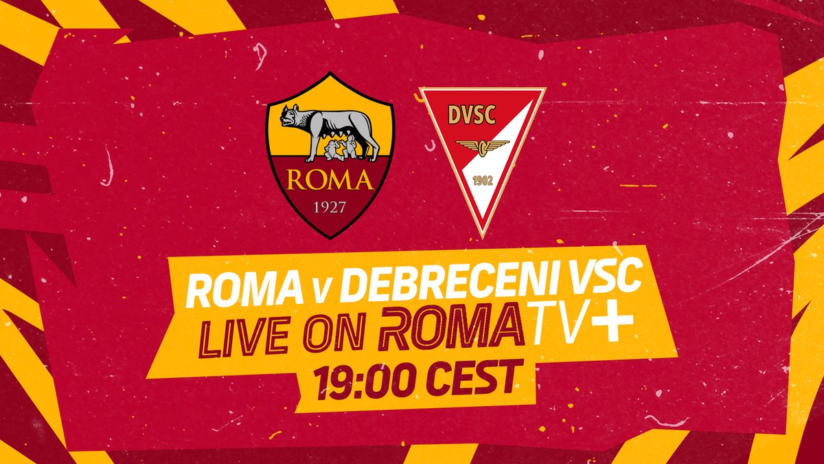 AS Roma vs Debrecen Highlights 25 July 2021