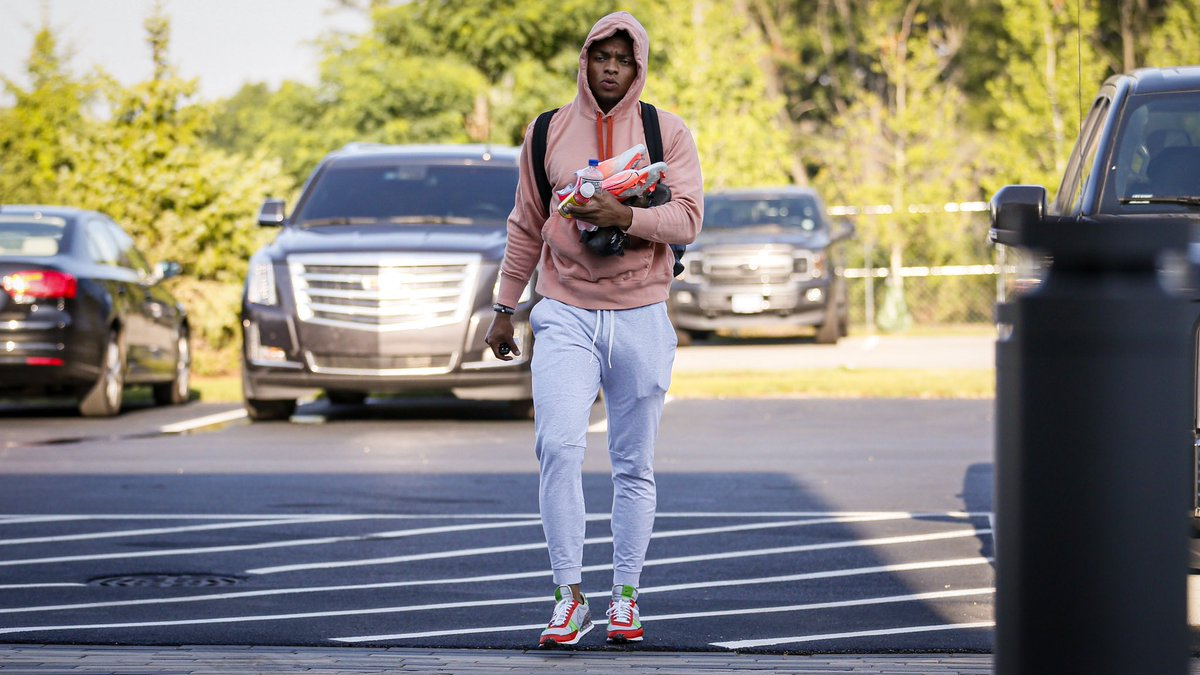 The rook is here for camp 🔥 https://t.co/eTH9zNzQsC