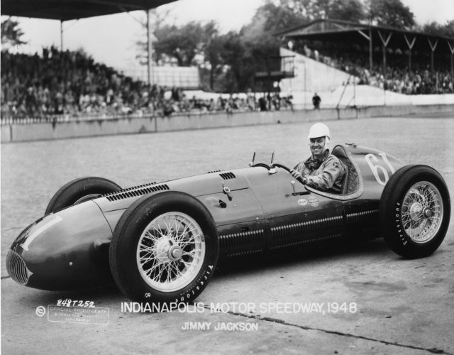 #OnThisDay in 1910, Jimmy Jackson 🇺🇸 was born. #IndyCar #Indy500 https://t.co/DkdFCoAUGC