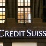 Image for the Tweet beginning: Credit Suisse settles spying case