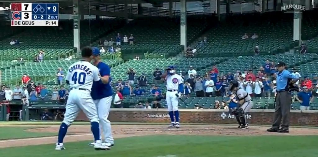 Willson Gets the Boot, Cubs Get the Notable Loss, Tepera is Great, and Other Cubs Bullets - https://t.co/ywbrLzF8Gm https://t.co/rMiRYbg07w