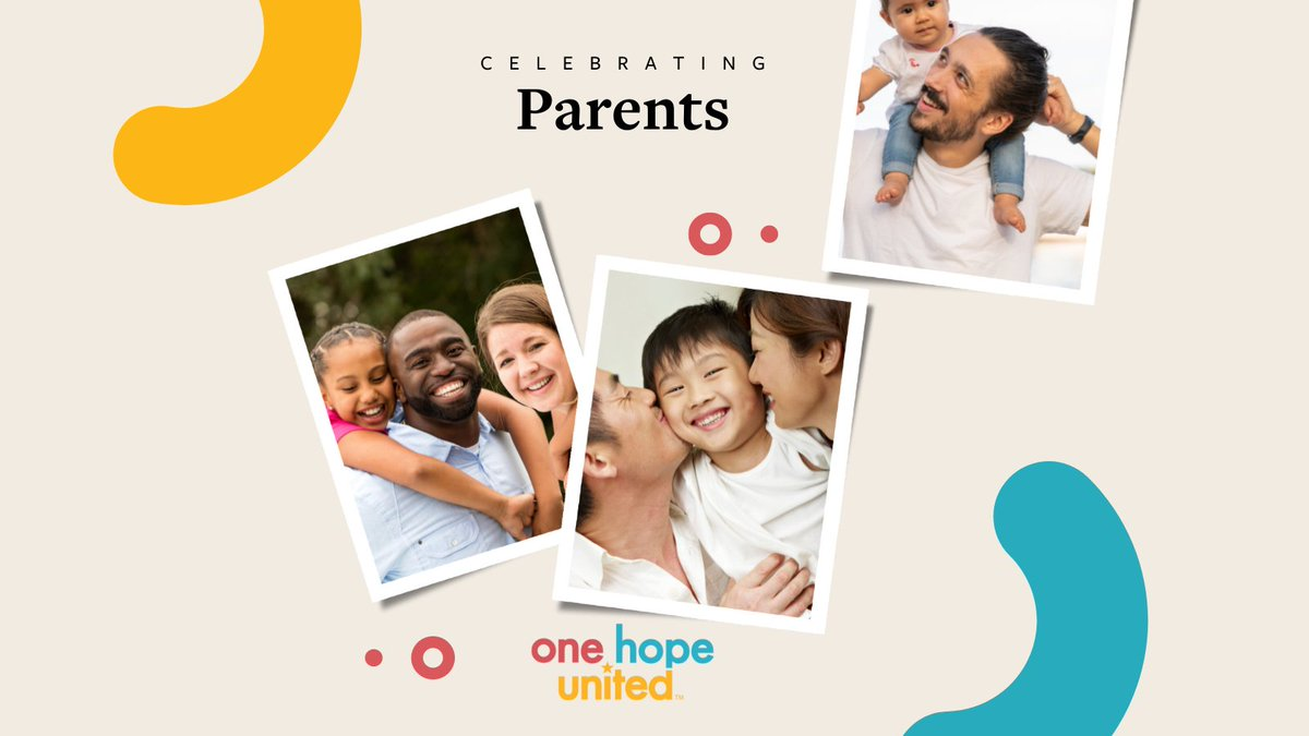 test Twitter Media - Happy National Parents' Day!  We are proud to support thousands of parents each year. OHU parents provide selfless love, compassion, and care. Thank you for everything you do!  #OneHopeUnited #LifeWithoutLimits #NationalParentsDay #CelebratingParents #Parenting #Family #Nonprofit https://t.co/oFe247kel6
