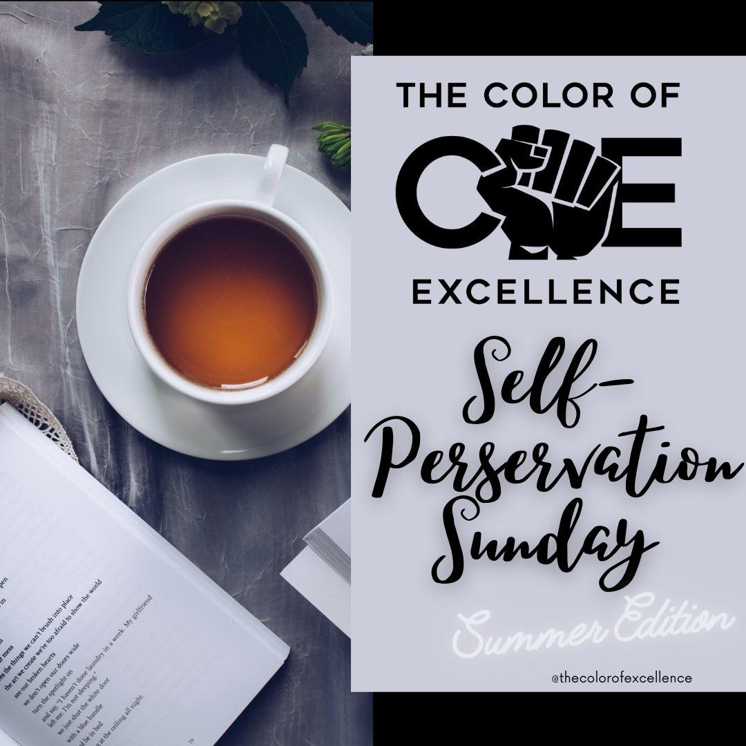 You deserve #rest. We, as a #community, deserve rest. #SelfPreservation Sunday!   ✊🏾✊🏿✊🏼✊🏽 @colorofexcellen™  #TheColorOfExcellence #AttorneysOfColor #LawStudentsOfColor #socialimpact  #community #educate #enhance #empower #rest https://t.co/eIFwhb3W7E