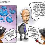 Image for the Tweet beginning: 🙄🙄🙄🙄🙄🙄🙄🙄🙄 Chocolate-chocolate chip again today, Joe?? #FakeNews