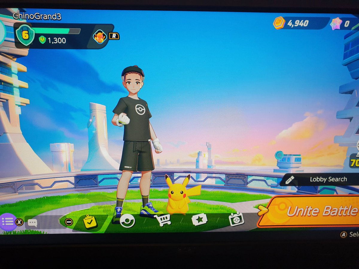 Whahha me and pokemon is something that will last for years. #pokemon @PokemonUnite #PokemonUNITE #life #Enjoy #smallstreamer #SmallStreamerCommunity #SupportSmallStreamers #TwitchAffliate #twitchstreamer https://t.co/7xa4QKOect