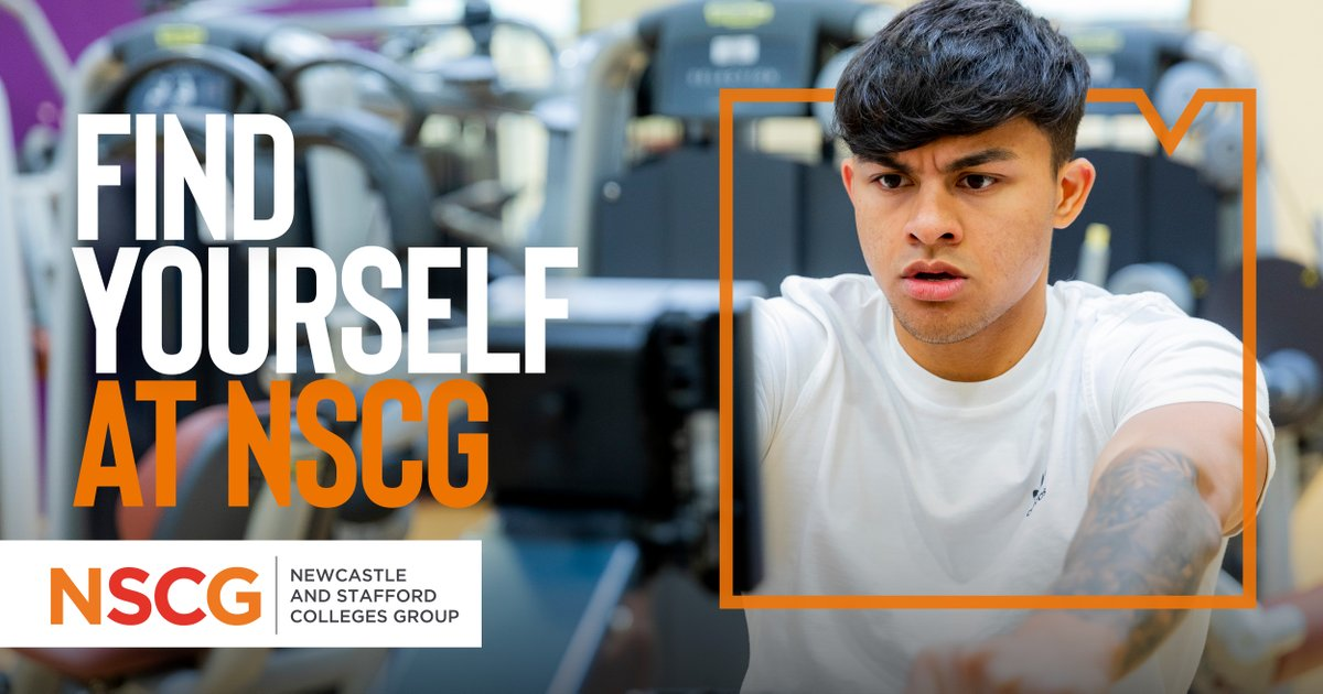 Stafford College (NSCG), is an Ofsted 'Outstanding' college with pass rates and student achievement rates amongst the best in the country. Check out our wide-range of A Levels, vocational courses and apprenticeships on offer, here: bit.ly/3oY76Ve