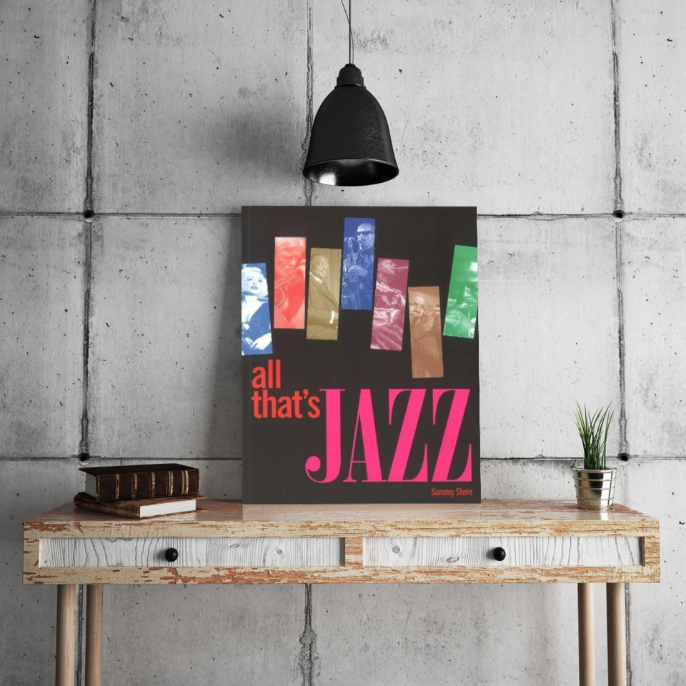 """A fantastic and clear-eyed view of the jazz world today. Grab a copy of """"All That's Jazz"""" now. #jazz #music #musician #passion #memoir #nonfiction  @sammystein111 available at Amazon --> https://t.co/2iA7YOqq1C https://t.co/gsSQ1mvPuk"""