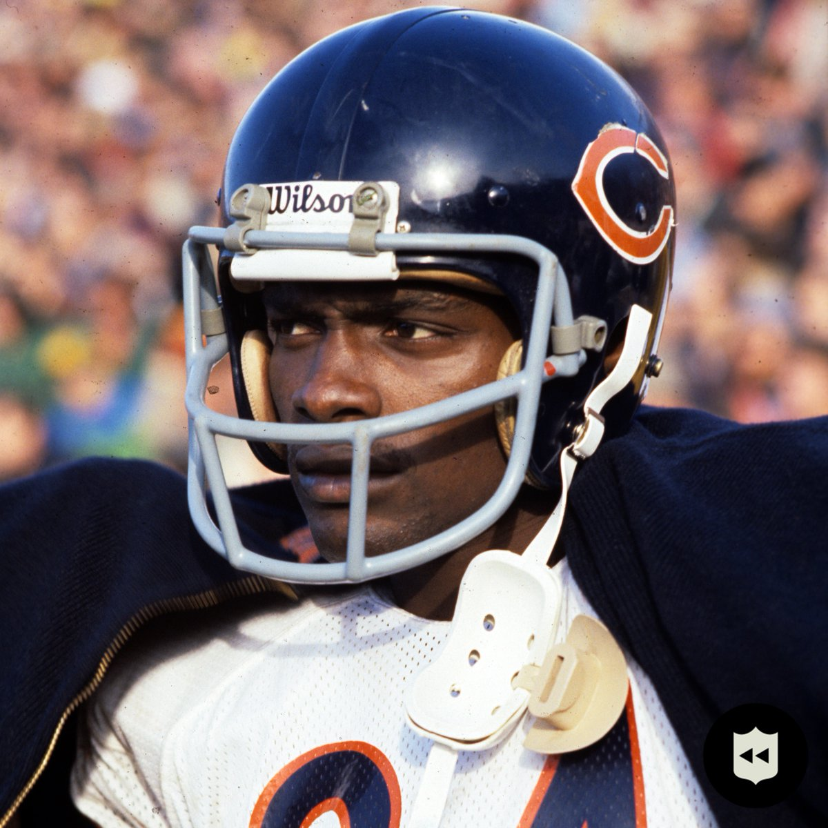 Sweetness would have turned 67 today. @walterpayton https://t.co/EFPTCT9wjG