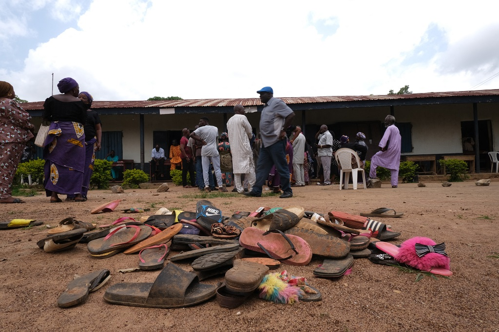 Kidnappers who abducted 121 students in early July release another 28 children in Nigeria