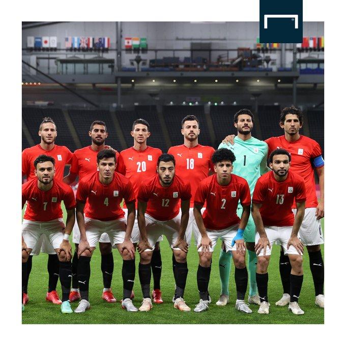 بعد مرور جولتين منتخب مصر هو المنتخب الوحيد