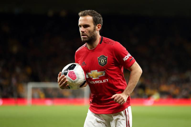 🚨 Juan Mata has started his coaching badges. Manchester United have offered Mata an ambassadorial role once his playing time at the club comes to an end and he is preparing for a possible coaching career #mufc #mujournal   [@samuelluckhurst] https://t.co/hOvkuskuOM
