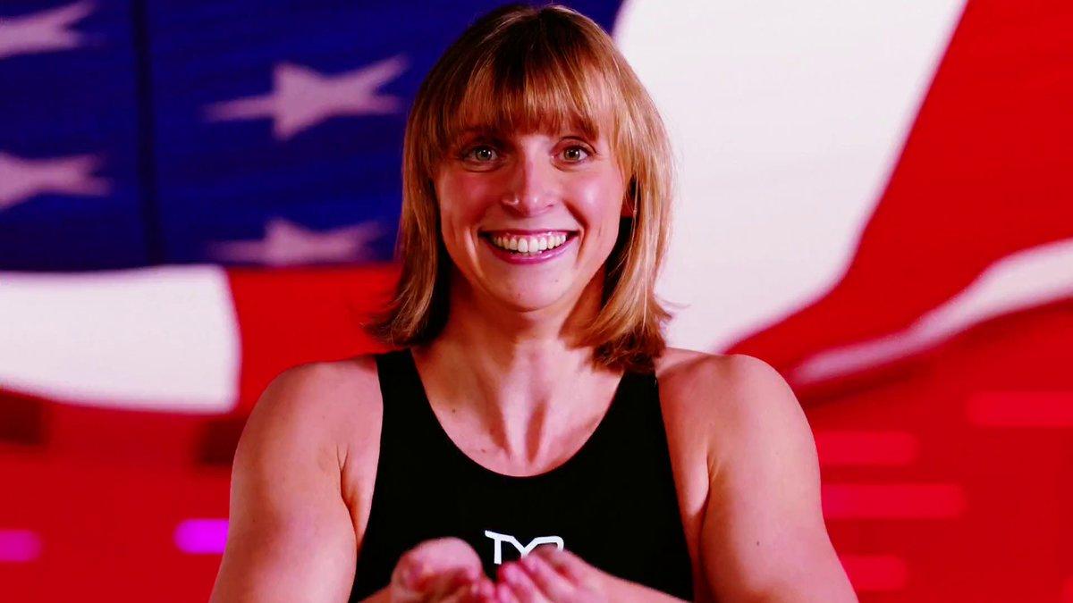 @NBCOlympics's photo on Katie Ledecky