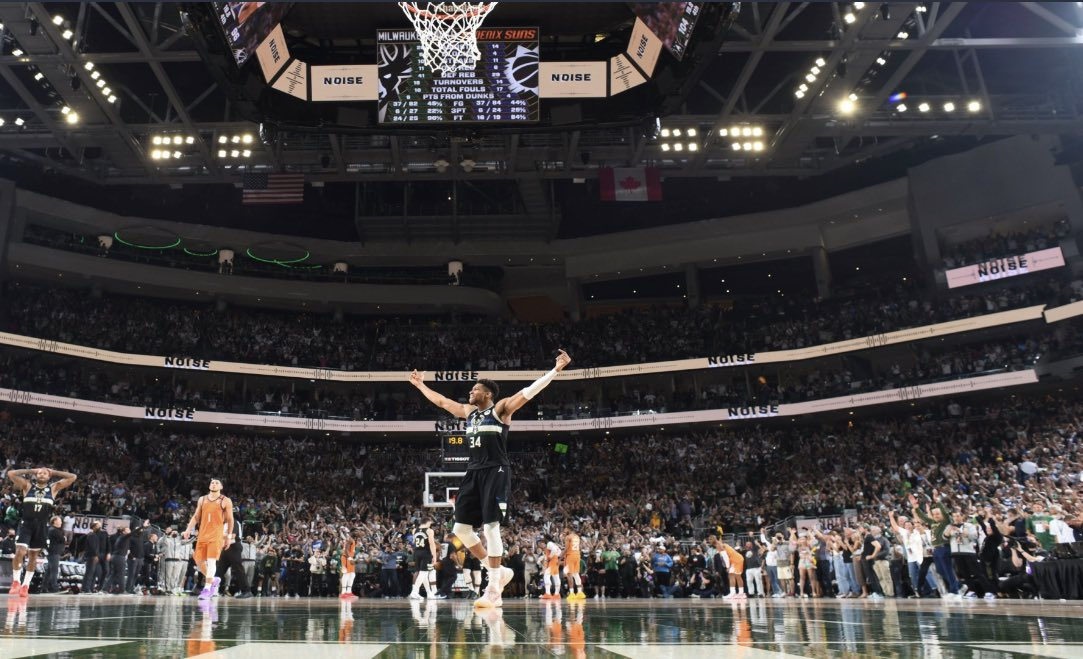 It's been Insane to Reflect on what happened a couple days ago. I'm still taking it all in. #Bucks #FearTheDeer #Nba #NBAFinals https://t.co/Nok9KI2J2k