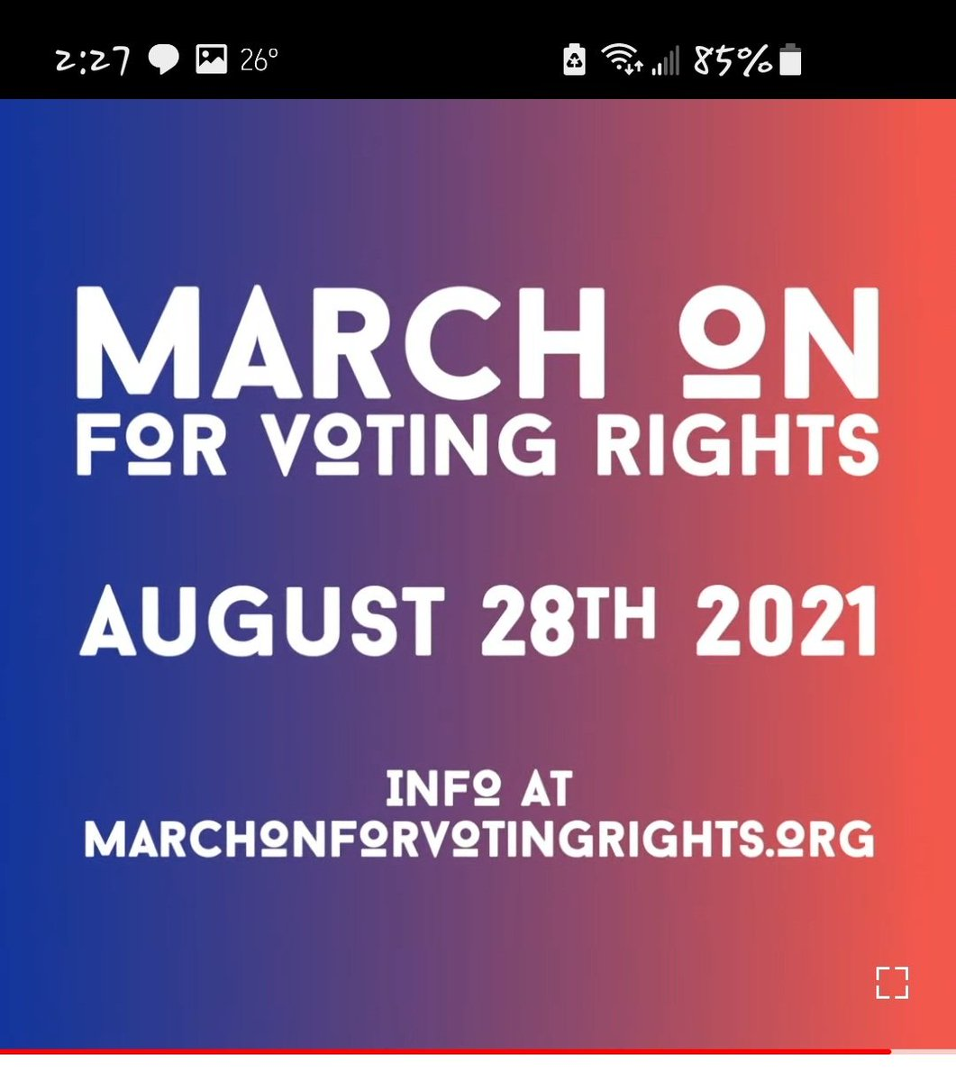 It's time America! Spread this far and wide! IT'S TIME to MARCH ON WASHINGTON FOR VOTER RIGHTS!  DEMOCRACY NEEDS EACH PERSON TO FIGHT FOR IT! #democracy #VoterSuppression https://t.co/funyUUeVQl https://t.co/eJkyxHHdFF