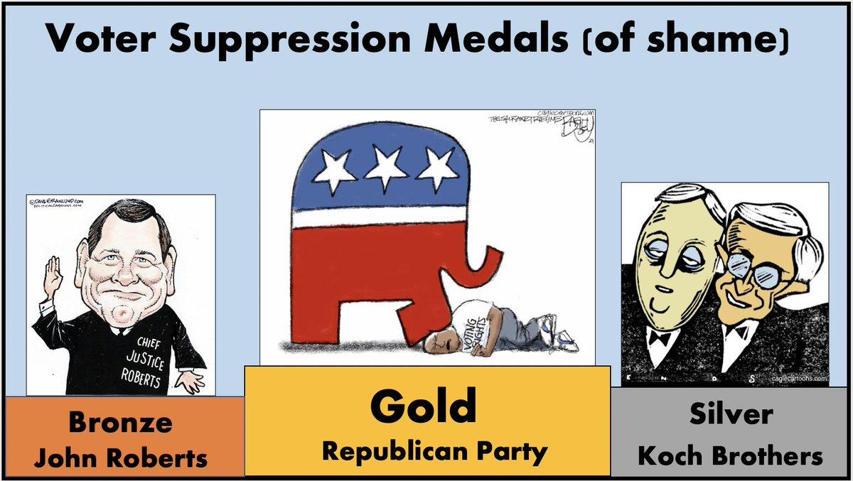 #GQP #GOP #VoterSuppression #GOPTraitors https://t.co/SzWmsRxIH6