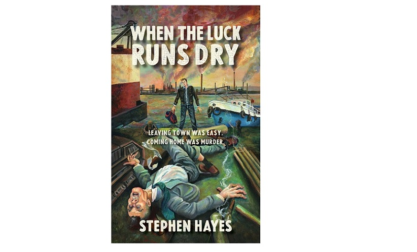 .@RueHardBoiled brings you the new novel: When The Luck Runs Dry. Read it now on e-platforms and in print. ➡️ https://t.co/ron4dIPFGp  #Noir #CrimeFiction #IARTG #writing #indieauthor #pulpfiction #mystery #WritingCommunity #readers #amreading #GoodReads https://t.co/8SdoL7kq4Q