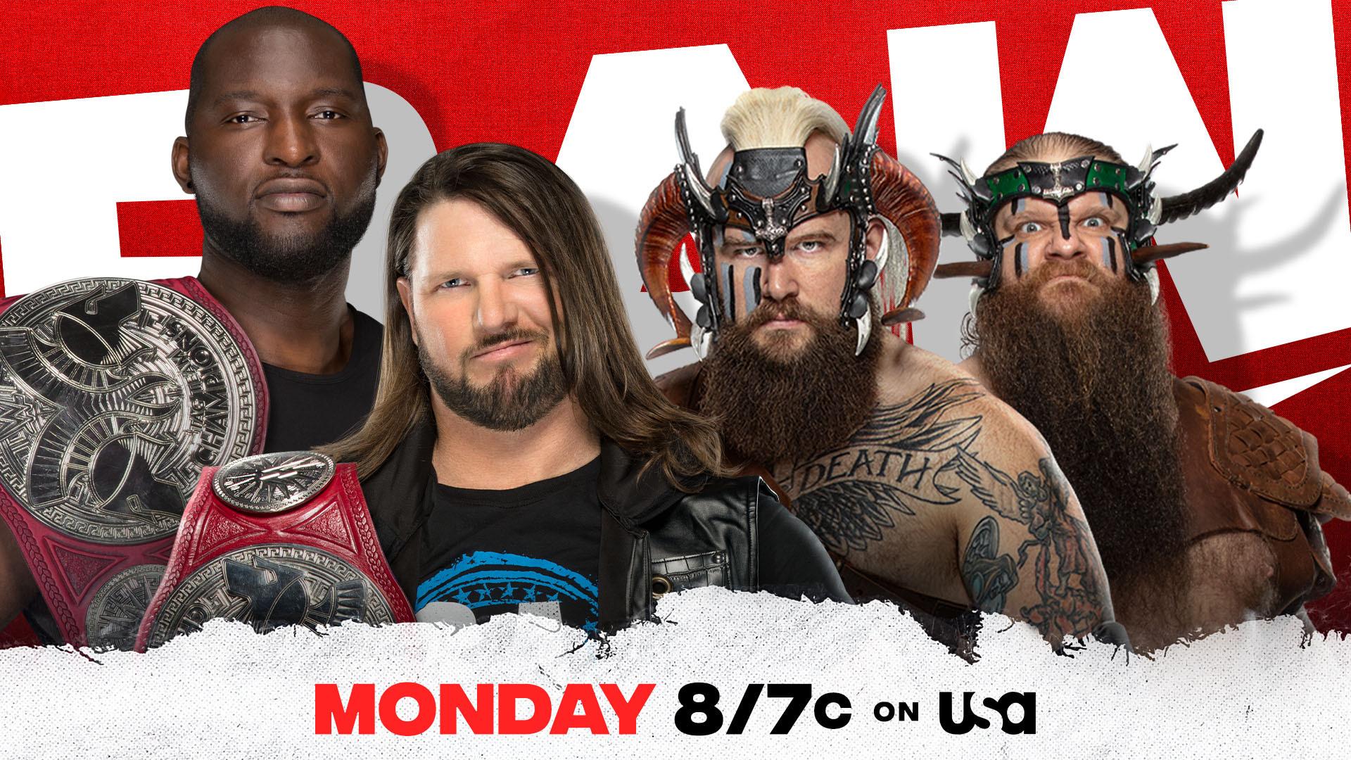 WWE Raw Preview (26/07/21): Bobby Lashley Responds; Championship Win Celebration 24