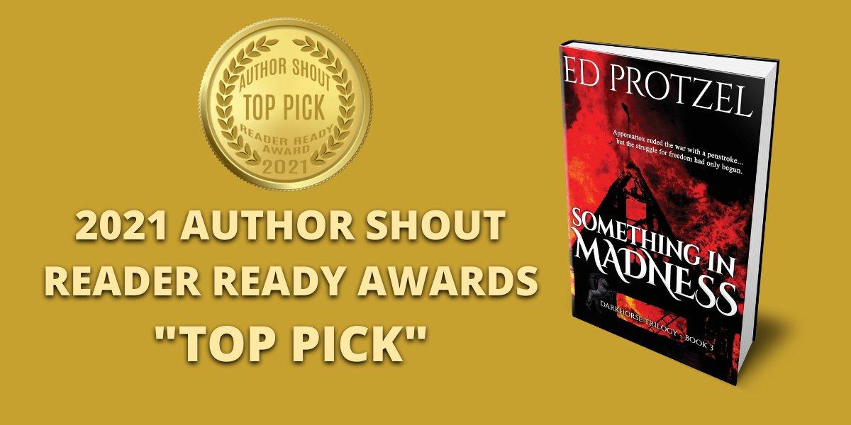 Reader Ready Award Top Pick  https://t.co/e1XCuE00Pp  @EProtzel  #asmsg #iartg #amreading #bookboost https://t.co/RGdZS6Q0IY