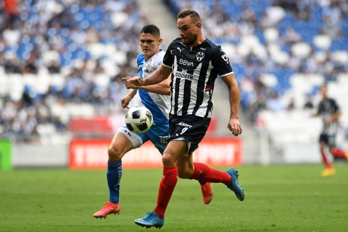 Monterrey vs Puebla 1-1 Torneo Apertura 2021