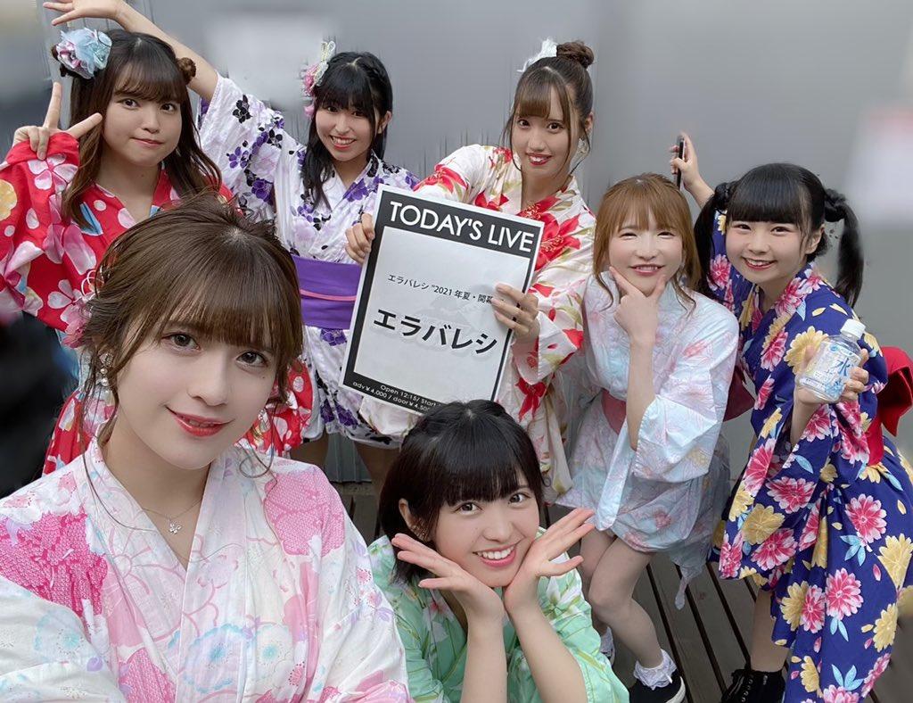 朝倉ゆり エラバレシ2021夏・開幕!こちら 1