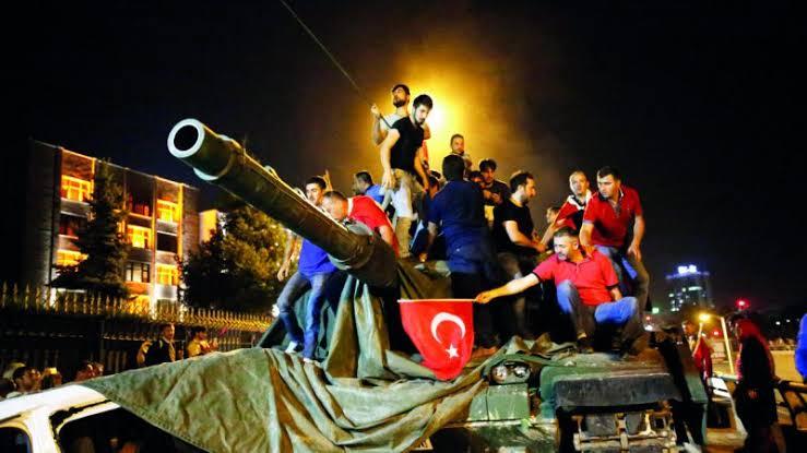 Переворот в Тунисе
